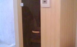 sauna kupaonica